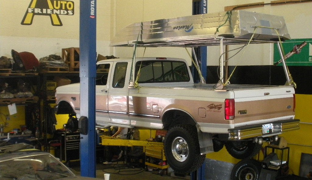 Front Page-Ford F-350 4x4